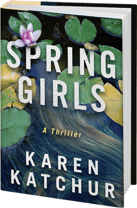 Spring Girls by Karen Katchur